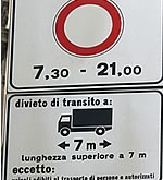 Speeding, and other traffic fines in Italy