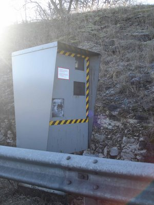 Fixed Speed camera in Italy