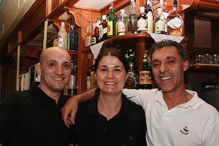The Now Cheerful Bar Crew