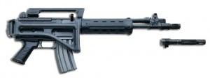 Beretta AR70 rifle - Standard issue in Italian Army