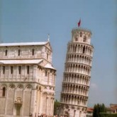 The Crooked Tower of Pisa?