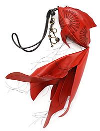 Fish bag  by Lisa Farmer, Milan, Italy