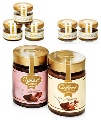 Take the Caffarel v Nutella Taste Test Today!