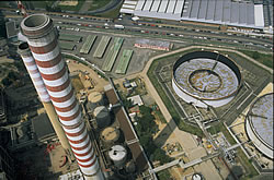 Green Geo-Thermal Power Plant, La Spezia, Italy