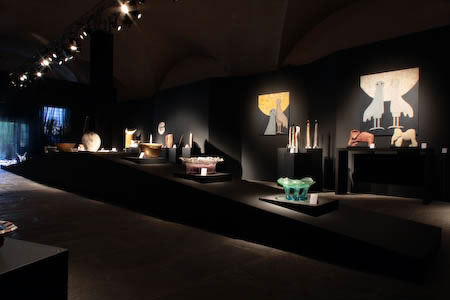 An image from Florence's ART Fair