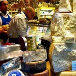 Italian Cheese – Big, and, Sometimes, Maggoty