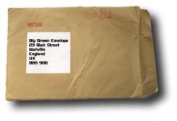 Boring Envelope