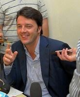 Matteo Renzi - Mayor of Florence