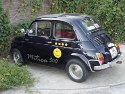 The Mythical Fiat Cinquecento