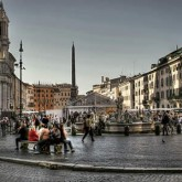 Rome's Most famous Piazza?