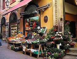 Fruit Shop, Bologna, Italy