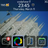 My BlackBerry Bold Display