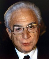 Francesco Cossiga, President of Italy 1985 - 1992