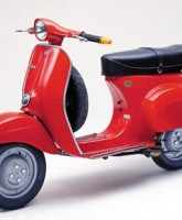 The Wasp - a Vespa 50