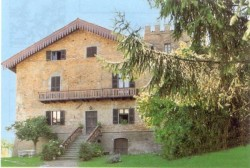 A Villa to Rent in Piedmont, Italy