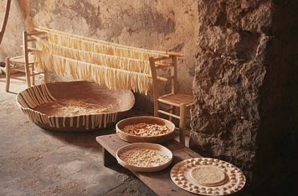 Is cuisine one of the reasons for the long life of people in Ogliastra?