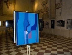 Fiore at the Ferrara Biennial Art Exhibtion