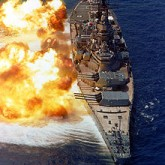 Battleship Fires off one of many Broadsides at its Critics