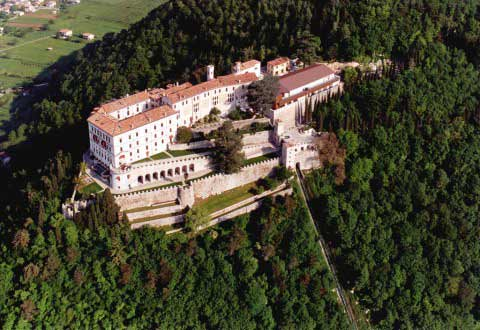 Immersed in tranquility - the Castelbrando Hotel