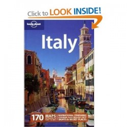 Bestseller Lonely Planet Italy guide