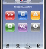 Europ Assistance Roadside Assistance Apple iPhone app