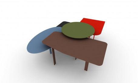 Collage Table