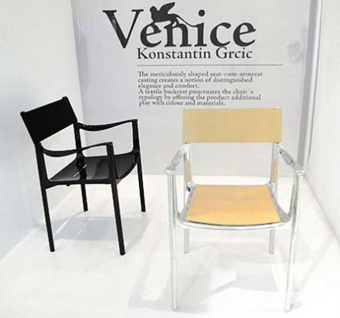 Venice chair by Konstantin Grcic
