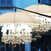 Marie Coquine chandelier for Baccarat by Starck