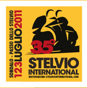 Stelvio International Motorcycle Rally, Italy