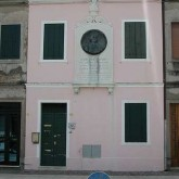 Jessie White's house in Lendinara (Rovigo).