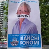 Comment on Berlusconi party election candidate in Milan