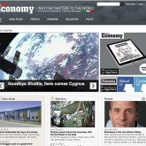 Panorama Economy information in English about Italy's Businesses