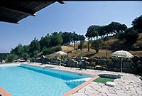Tuscan Enterprises luxury villa with swimming pool, Tuscany, Italy