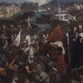 Assedio di Asola by Tintoretto