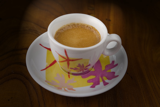 Start your day the Italian Espresso way. I do.