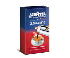 Best selling Italian Coffee - Lavazza Crema Gusto
