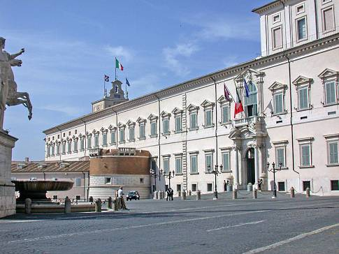 Palazzo Quirinale Rome - Italy's President's Residence & Office