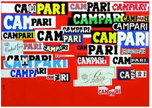 Campari Labels