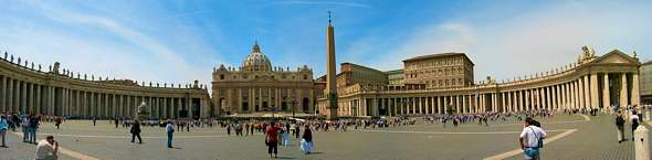 The Church Lays Claim to Italy's Heritage