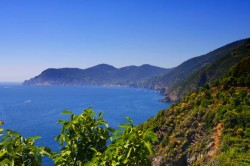 The Lovely Liguria Coastline