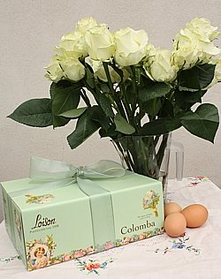 Easter Packaging for Italy's Colomba cake