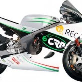 The eCRP 1.4 Electric Racing Motorcycle