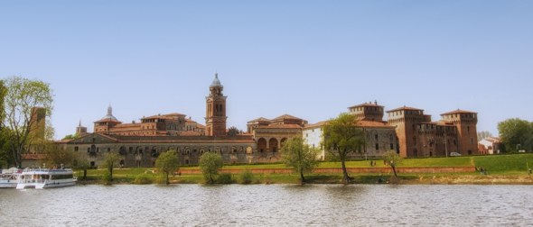Mantua in Italy