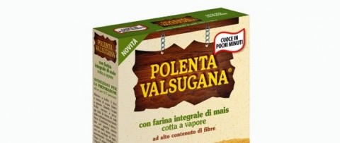 Valsugana Polenta is Easy to Cook!