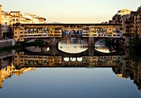 Visit Florence and see the magnificent Ponte Vecchio