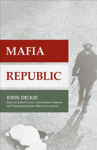 Out Now! Mafia Republic by John Dickie