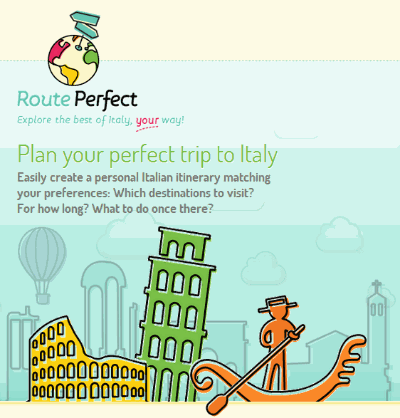 Route Perfect Italy Trip Planning