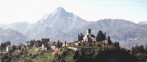 Barga in Tuscany
