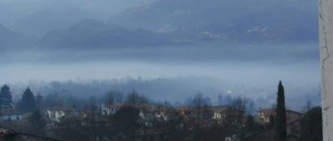 Misty Barga in Tuscany