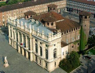 Turin's Palazzo Madama